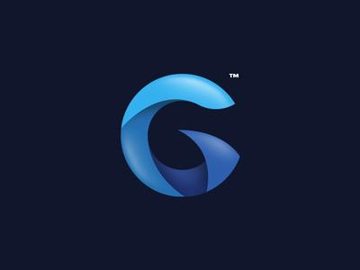 G logo design - Logo Heroes - Logo inspiration Gallery